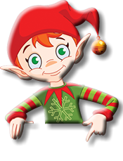Elf Shelf elf