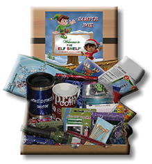 Elf Shelf Sample Box